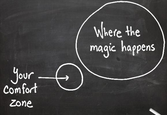 6 Reasons To Step Outside Your Comfort Zone
