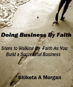 Doing business by faith